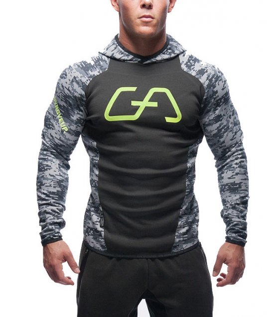 SA116 - Dri-FIT Men's Training Hoodie