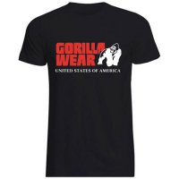 SA137 - Gorilla wear Gym Tshirt