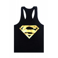 SA152 - Superman Gym Tank Top