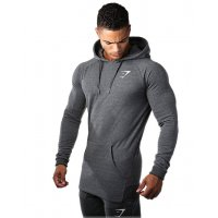 SA193 - Crossfit Men's pullover Fashion leisure fitness Hoodie