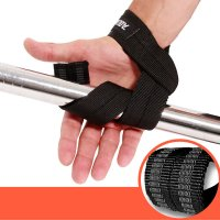 SA229 - Anti-Slip Grip Wristband Gym Weight Lift Support Strap