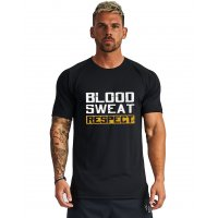 SA233 - Blood Sweat Respect Gym Tshirt
