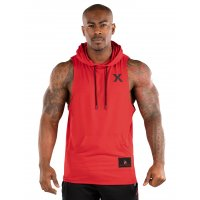 SA243 - Sleeveless Bodybuilding Gym Hoodie