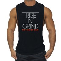 SA269 - Muscle Cut Workout T-Shirt