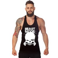 SA278 - Men's Fitness Gym Tank