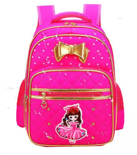 ST020 - Princess School Bag