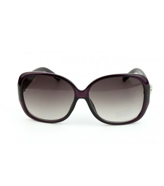 SG142 - VERSADE Black Ladies Sunglasses