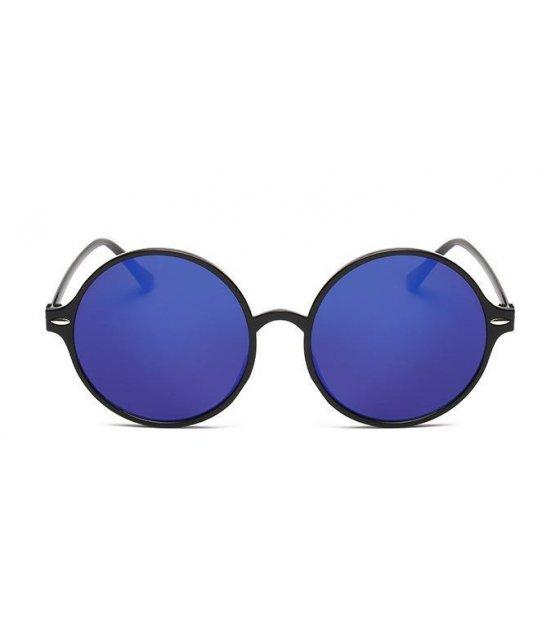 SG163 - Black light blue Mercury Sunglasses