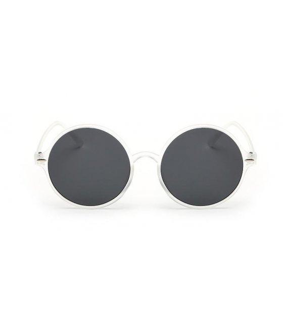 SG165 - Transparent all gray Sunglasses