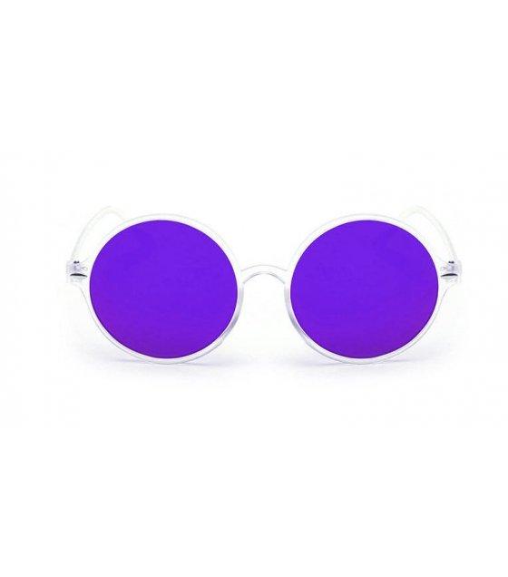 SG166 - Clear Blue Mercury Sunglasses
