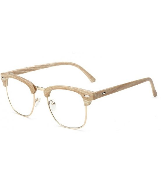 SG233 - Wooden Framed Glasses