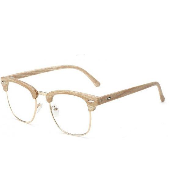 SG233 - Wooden Framed Glasses