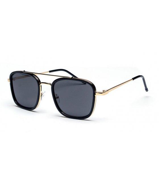 SG290 - Mercury reflective color film sunglasses