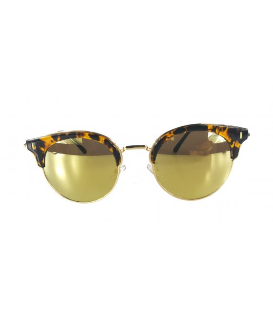SG303 - Leopard Cat-eye Sunglasses