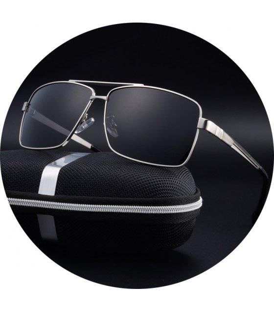SG332 - big box retro sunglasses