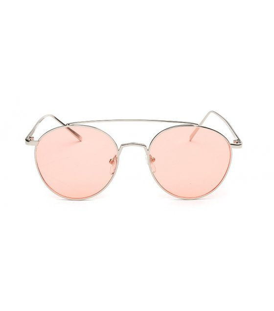 SG351 - Double beam colorful sunglasses
