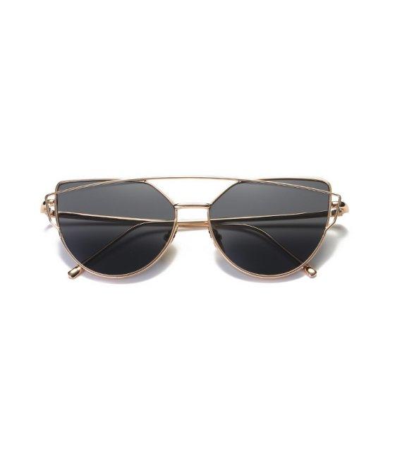 SG360 - Metal color film sunglasses