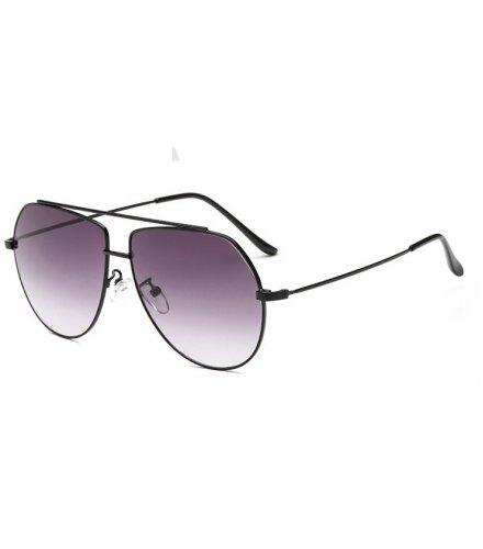 SG425 - Metal cat eye sunglasses