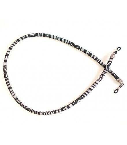 SG502 - Round color cotton sunglasses rope