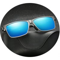 SG510 - Men's aluminum-magnesium polarized sunglasses