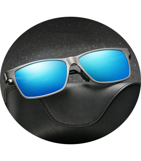 SG510 - Men's aluminum-magnesium polarized sunglasses