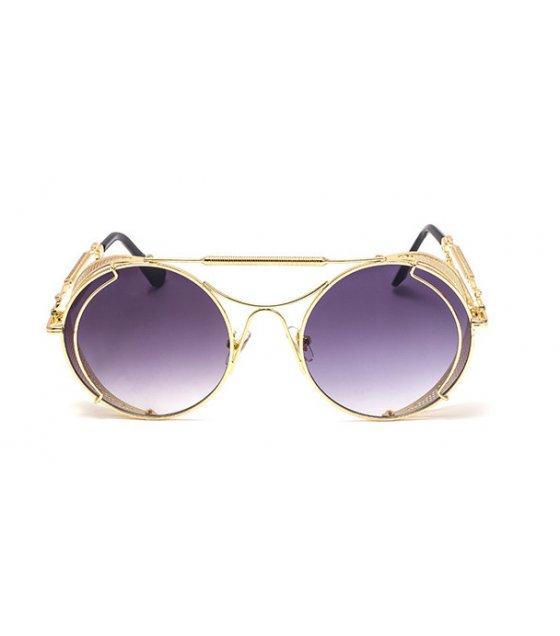 SG585 - Steampunk Retro Sunglasses