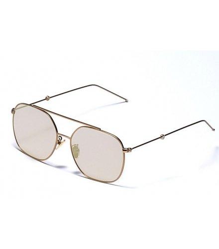 SG597 - Metal double beam sunglasses