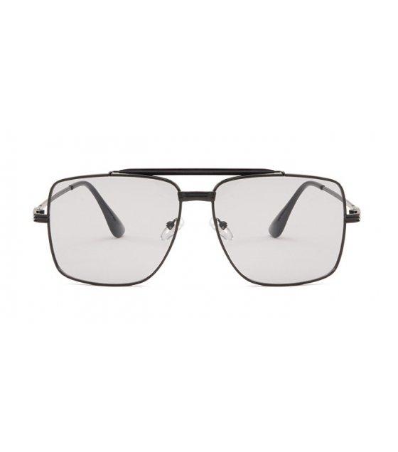 SG604 - Retro Metal Frame Sunglasses
