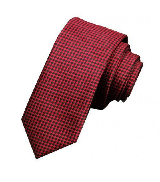T019 - Simple Red Tie