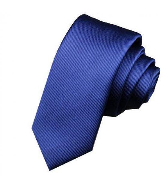 T022 - Elegant Blue Tie