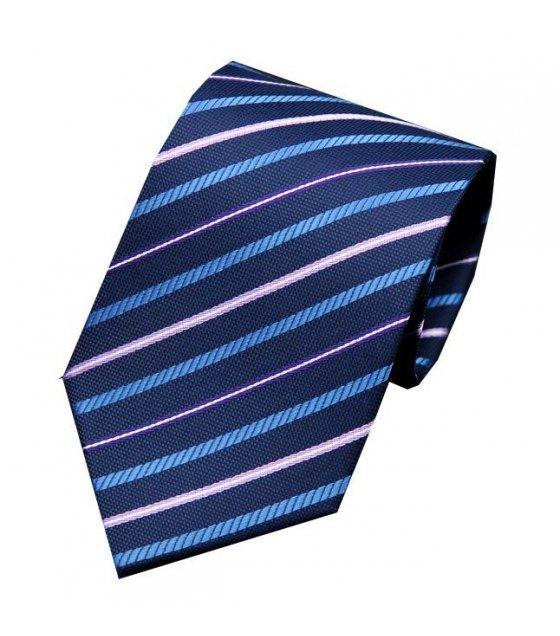 T026 - Stripe Colorful Tie