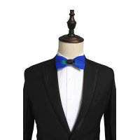 T042 - Feather bow Handmade tie