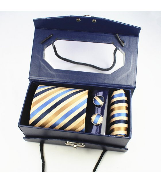 T046 - High-grade polyester tie