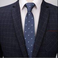 T056 - Polyester silk Tie