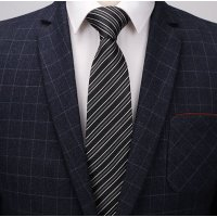 T066 - Casual men's tie