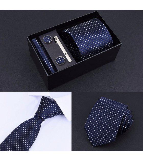 T073 - Men's five-piece tie Set