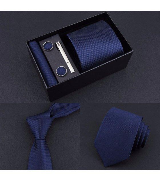 T075 - Men's five-piece tie Set