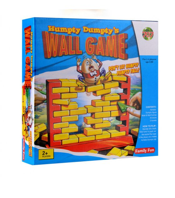 TY009 - Humpty Dumpty Wall Game