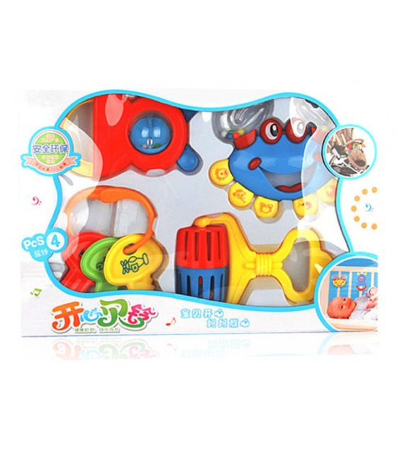 TY021 - Rattle Set Baby Toy
