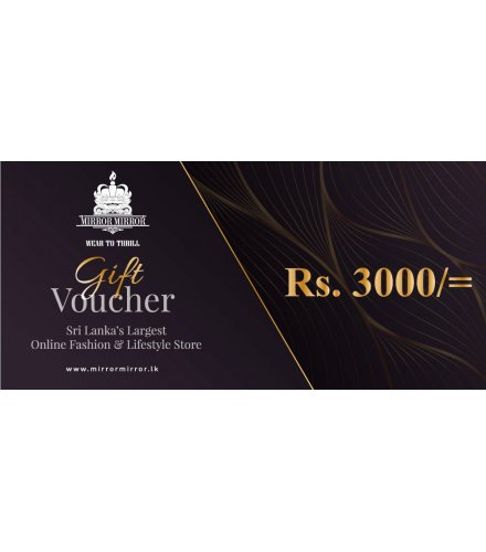 Gift Voucher - 3000Rs