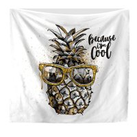 WC002 - Pineapple Wall Tapestry