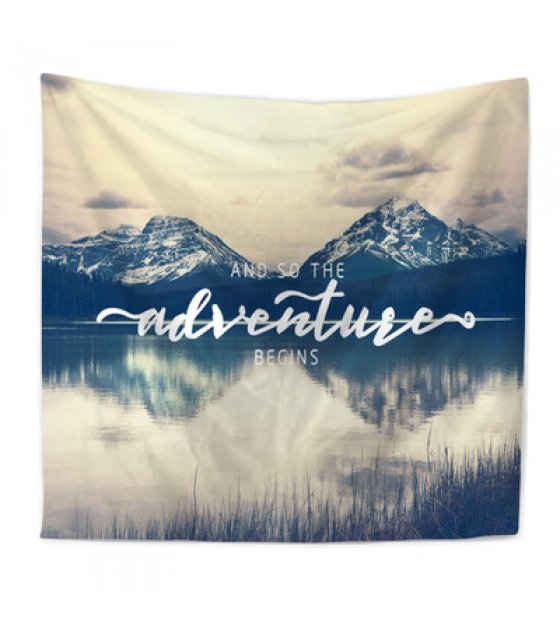 WC003 - Nature Wall Cloth Tapestry