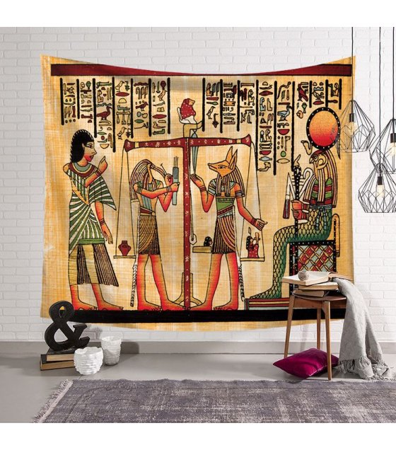 WC010  - Egypt print Wall Tapestry