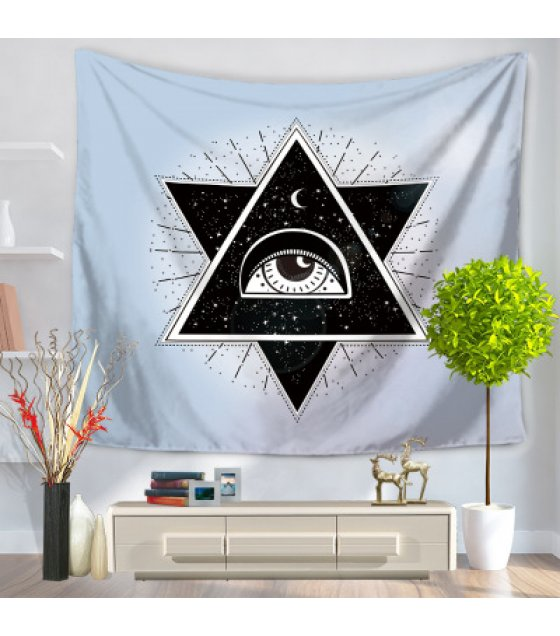 WC018 - Pentagon Wall Cloth Tapestry