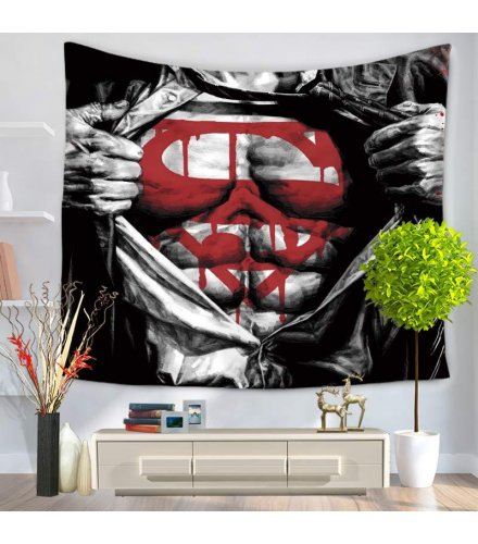 WC022 - Superman Wall Tapestry