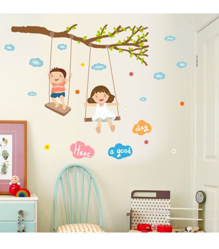 WST104 - Decorative wall stickers