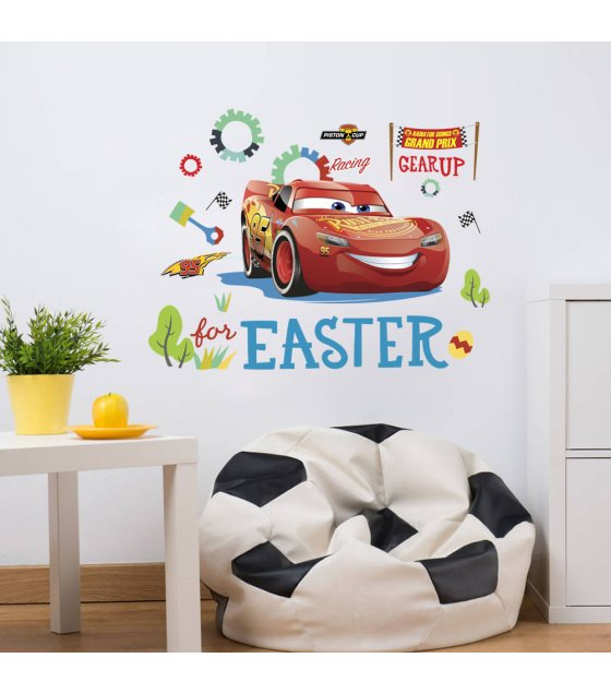WST070 - Car Story Wall Sticker