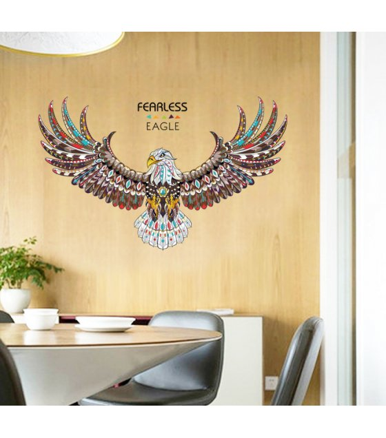 WST036 - Eagle Wall Sticker