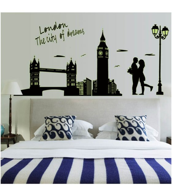WST049 - Luminous Wall Sticker