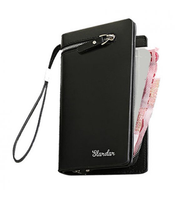 WA039 - Stylish Long Mens Carry wallet